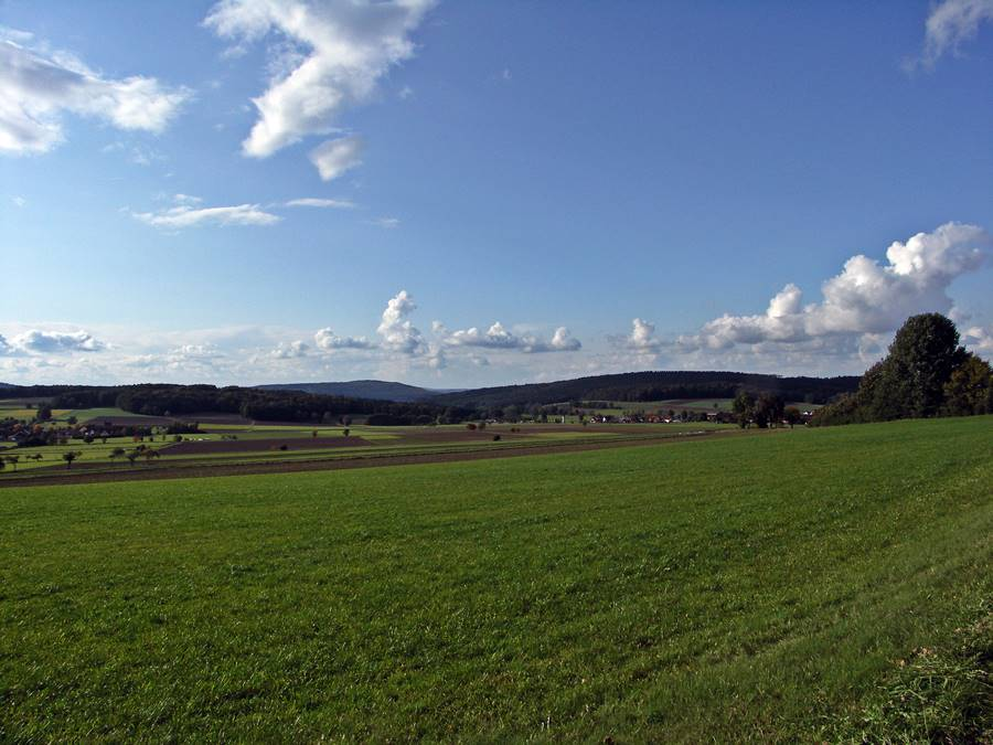 Rhönferienhaus Link - Außenansicht