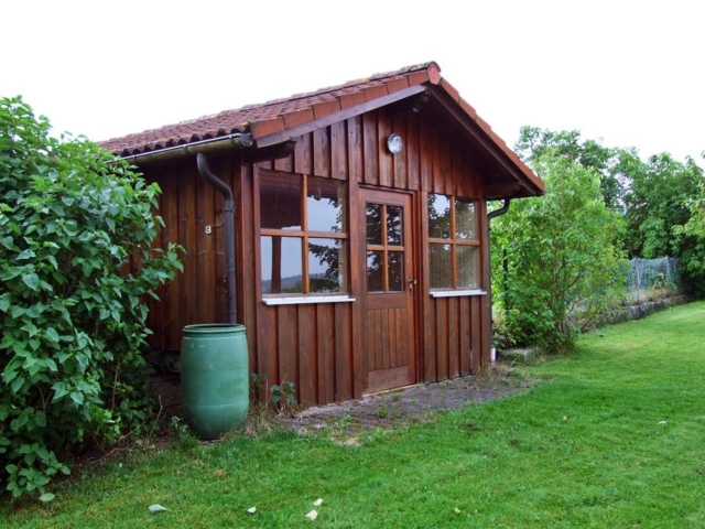 Rhönferienhaus Link - Gartenhäuschen