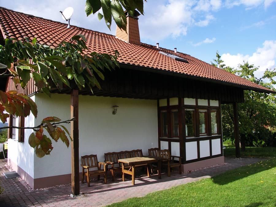 Rhönferienhaus Link