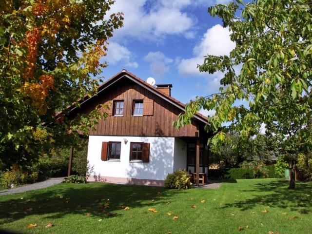 Rhönferienhaus Link - Vorderseite