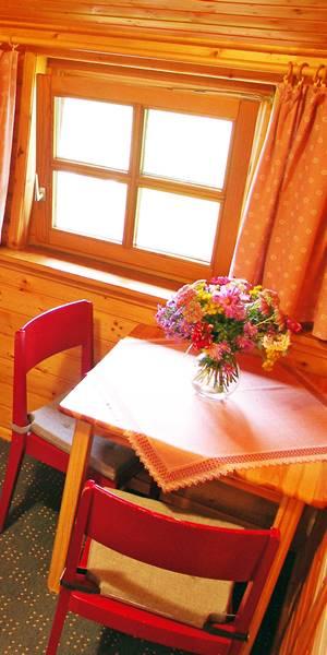 Traumhafte Lage, 4 Schlafzimmer, Küche, Bad, Wohnzi., Terrasse, Wiese
