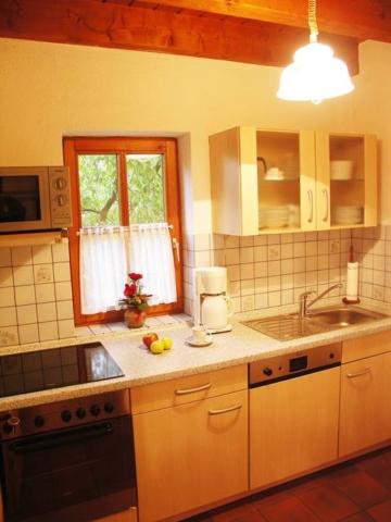 Rhönferienhaus Link - Küche