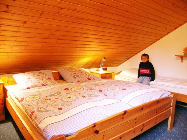 Rhönferienhaus Link - Schlafzimmer